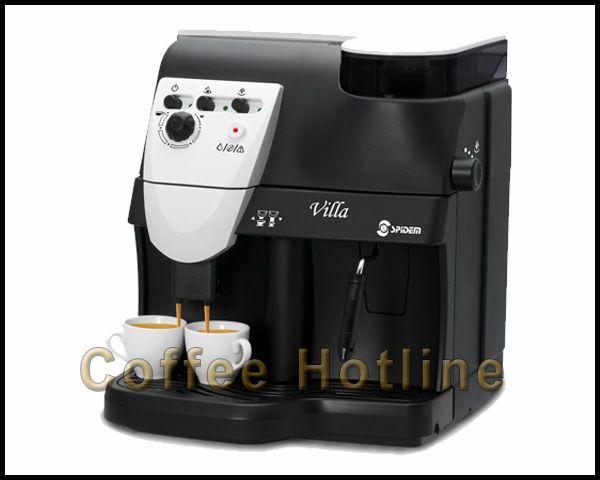 Festpreis Reparatur Spidem Villa  Coffee Hotline  -> Kaffeemaschine Delonghi Entkalken