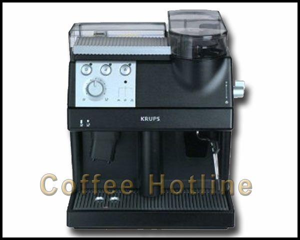 Festpreis Reparatur Krups Palatino  Coffee Hotline  -> Kaffeemaschine Delonghi Entkalken
