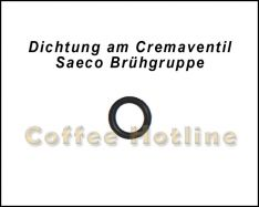Saeco Dichtung O-Ring Cremaventil